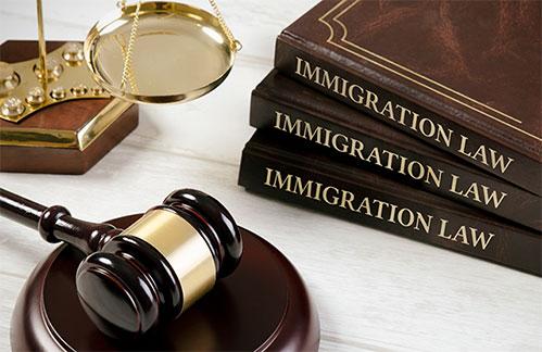 قانون های مربوط به مهاجرت